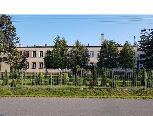 Szkoła Podstawowa w Kaszewach Dwornych